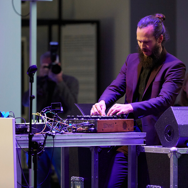 Pantha Du Prince, DJ, Neue Meister Konzert