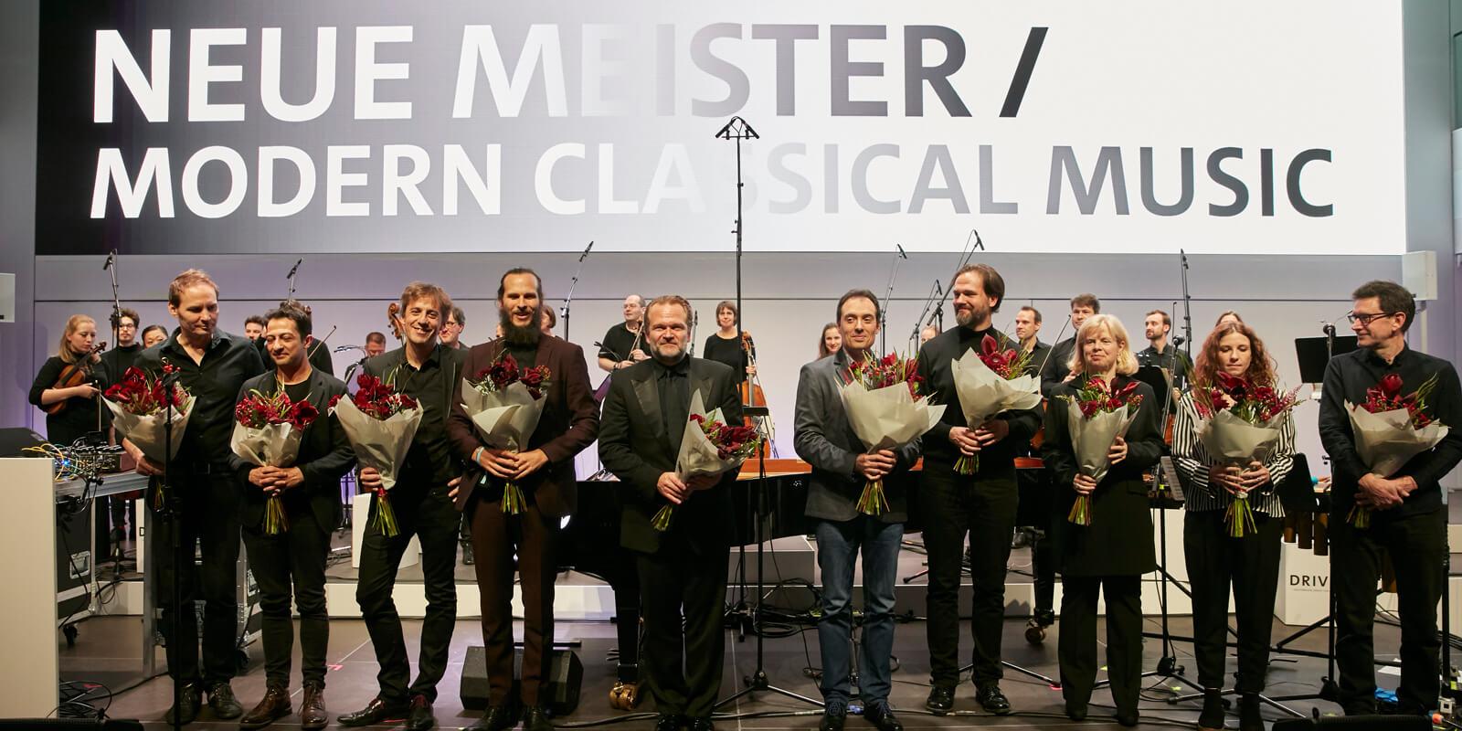 Neue Meister Konzert 2017 Berlin