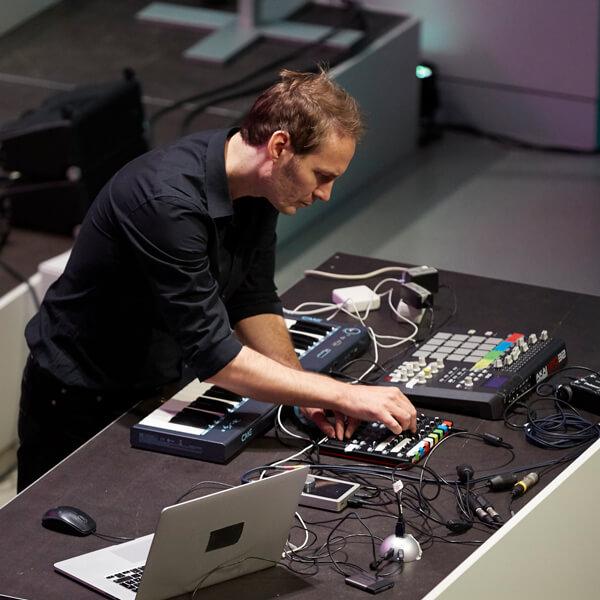 Sven Helbig, Komponist, Neue Meister Konzert